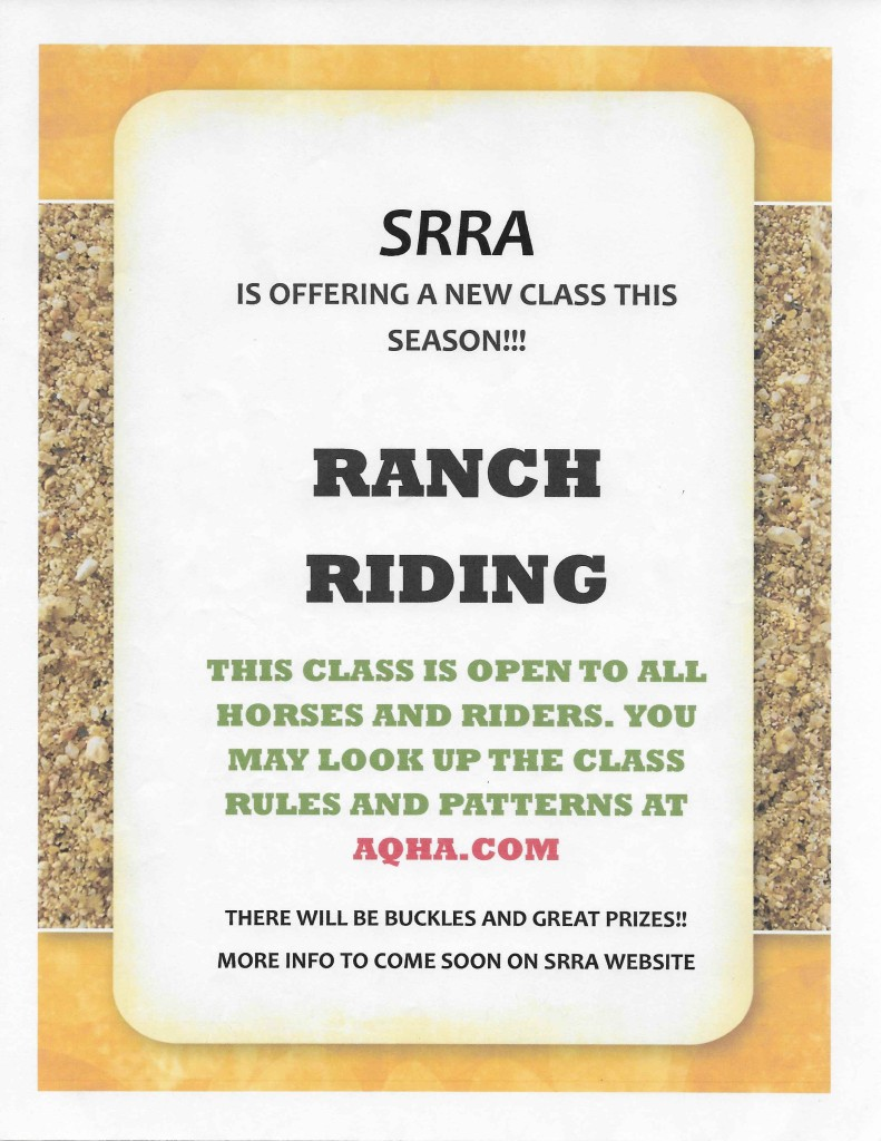 Ranch Flyer